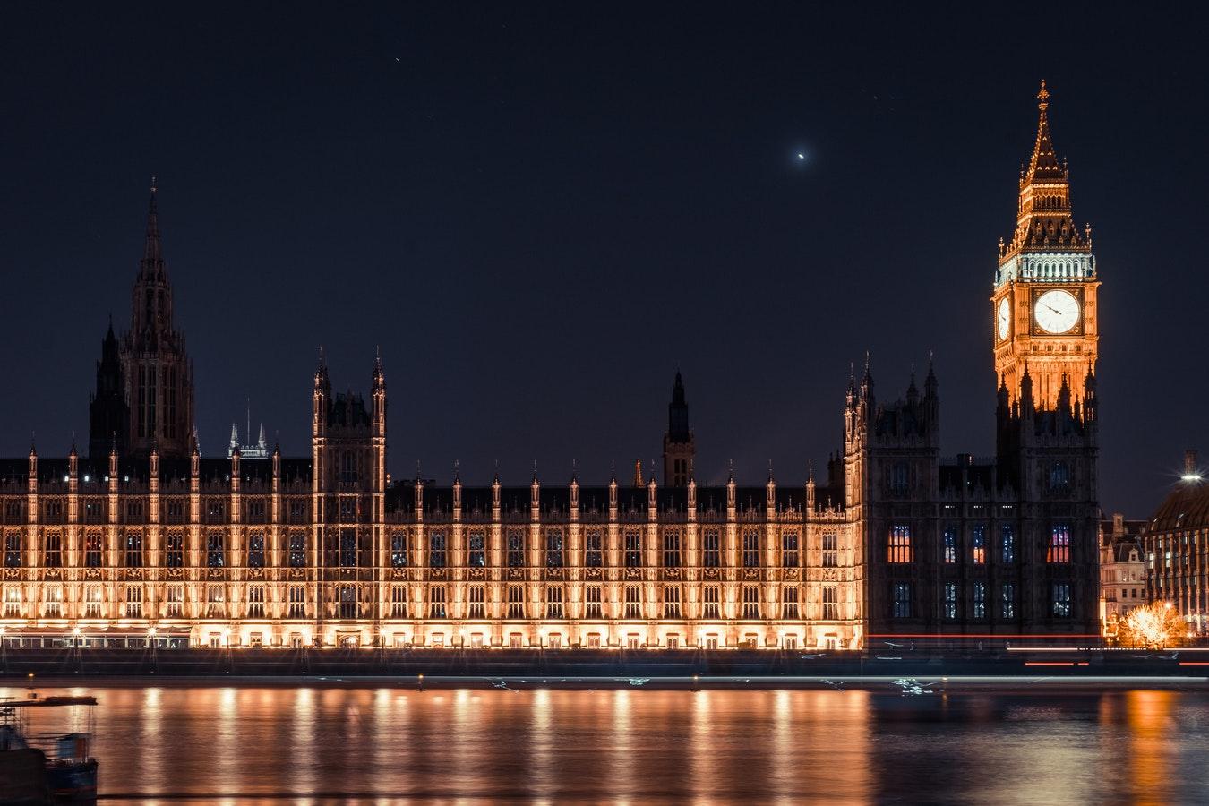 Westminster – The Political Hub of England - Birmingham-taxi