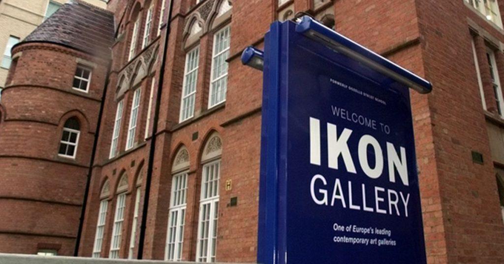 Ikon Gallery - Birmingham-taxi.co.uk