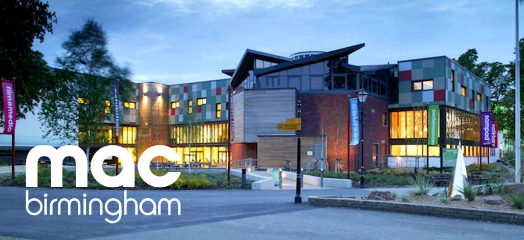Visit MAC Birmingham- Birmingham-taxi.co.uk