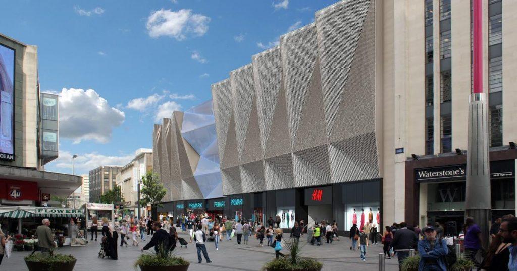 New Street City Center - Birmingham