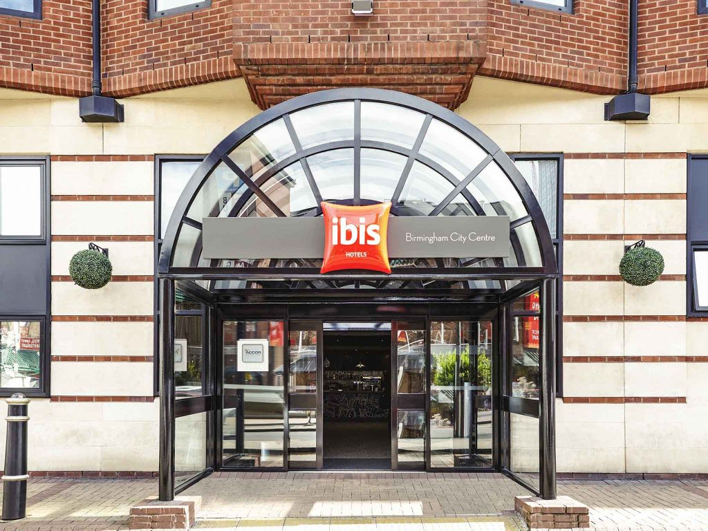 Ibis Birmingham- Birmingham-taxi.co.uk
