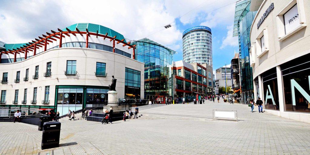 Fashion Places In Birmingham