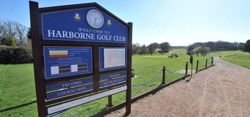 Harborne Golf Club - Birmingham-taxi.co.uk