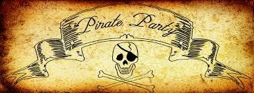 Pirate Party- Birmingham Pirate Week