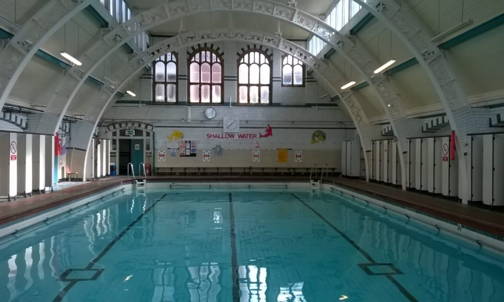 Summer s guide top notch swimming pools in birmingham University of birmingham swimming pool