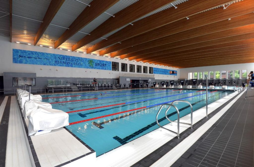 Summer s guide top notch swimming pools in birmingham - University of birmingham swimming pool ...