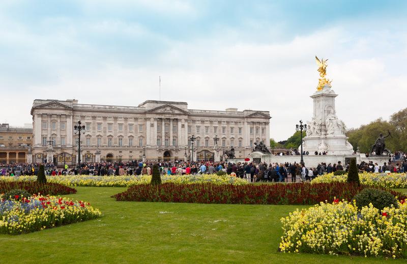 London Buckingham Palace- Birmingham Taxi
