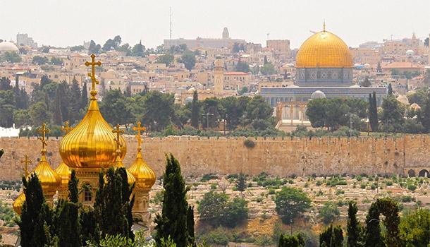 JERUSALEM, ISRAEL - Birmingham Taxi