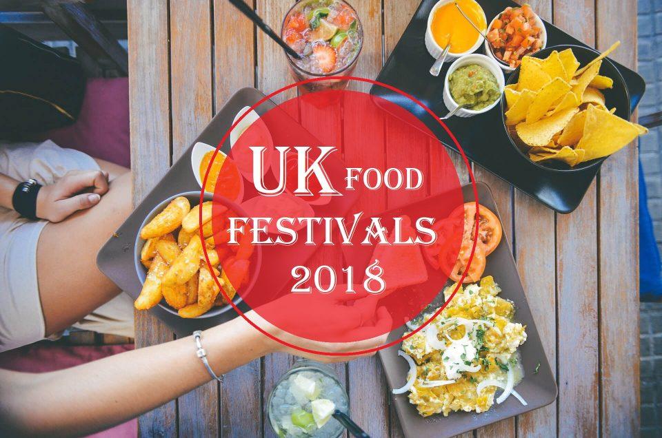 Uk Food festivals - Birmingham taxi