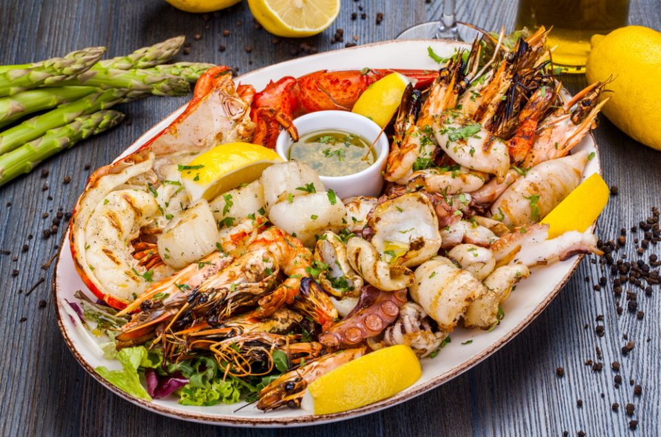 Best Seafood Restaurant in the UK to Eat