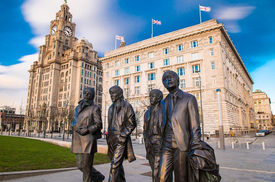 Liverpool - Birmingham taxi