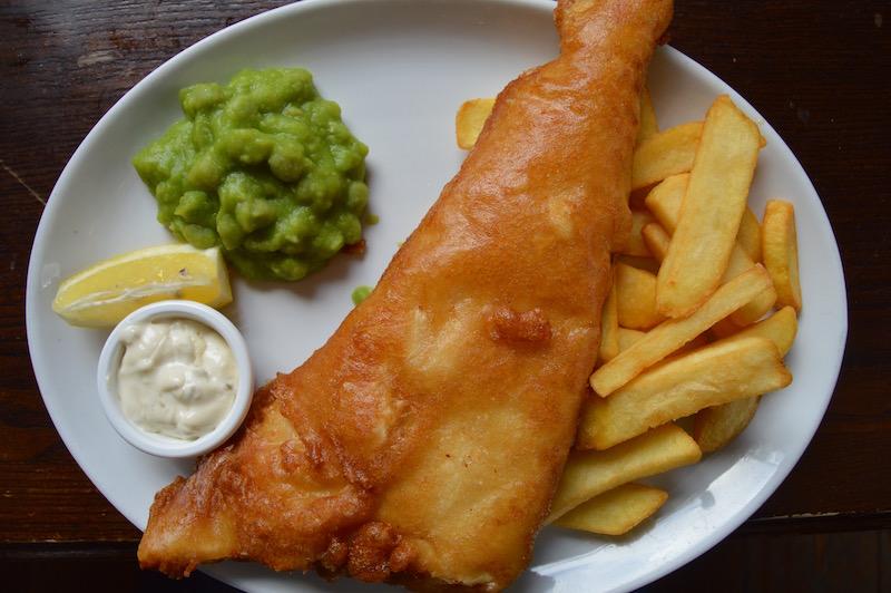 London Food - Birmingham Taxi
